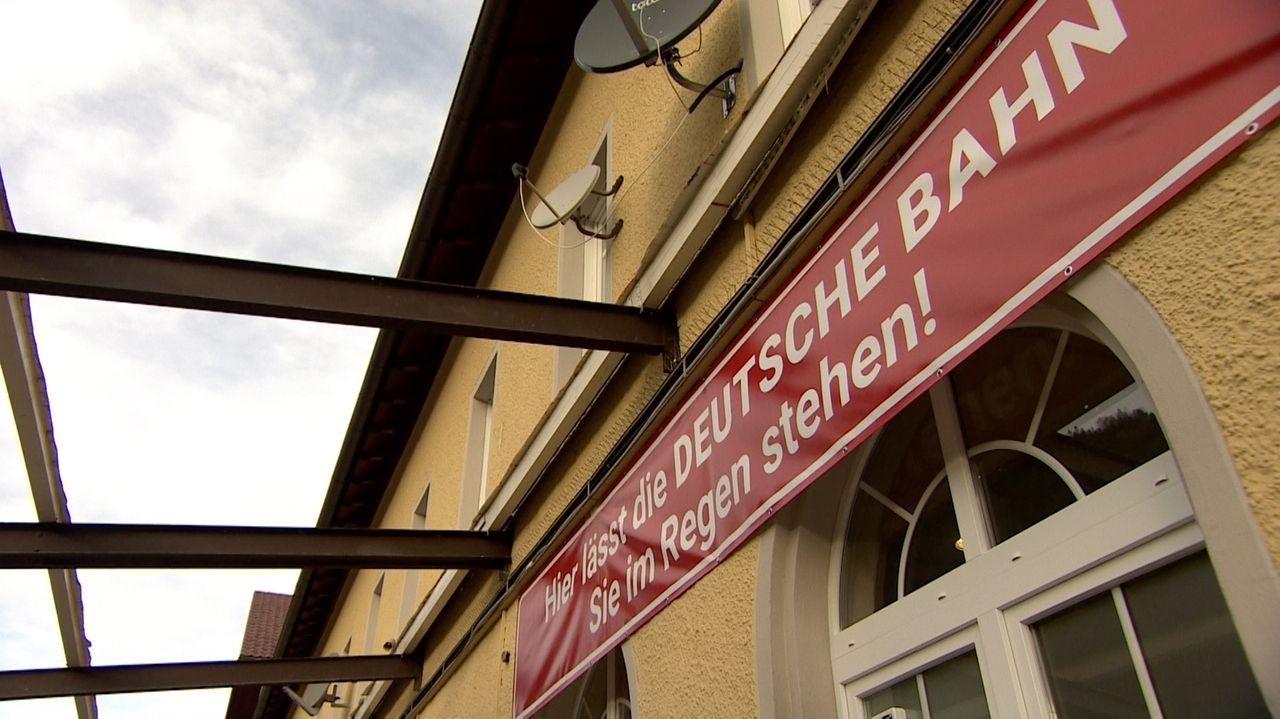 Der Bahnhof Immenstadt ist so marode, dass sogar der Bundestag sich mit ihm beschäftigen wird.