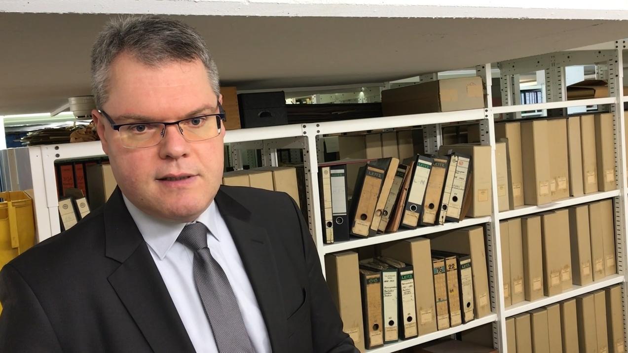 Matthias Nuding über den Umgang mit Glocken der Kategorie B und C