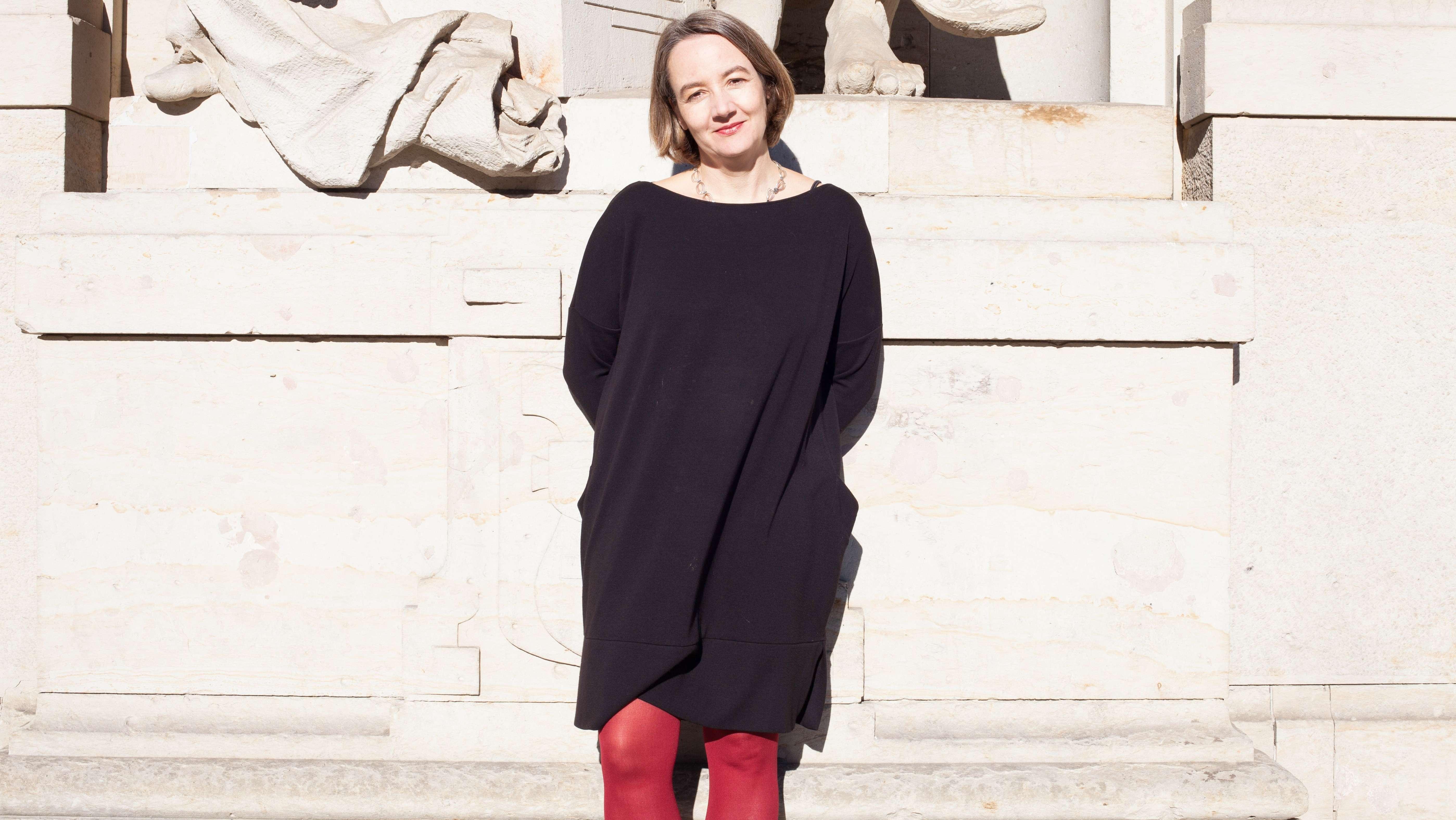 Elke Buhr, Chefredakteurin der Kunstzeitschrift Monopol