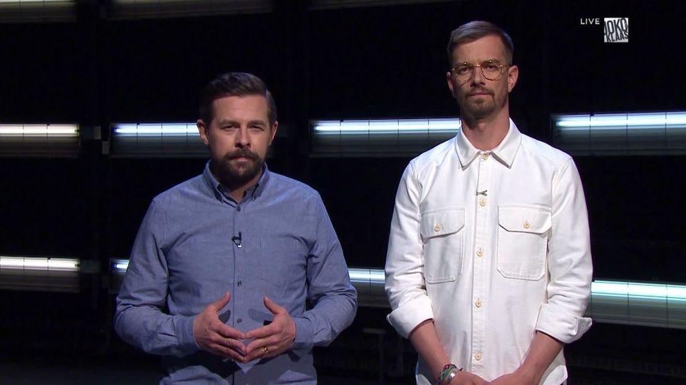 Klaas Heufer-Umlauf und Joko Winterscheidt präsentieren Echtzeit-Doku über Pflege. Die sorgte für ein großes Echo in den sozialen Netzwerken.