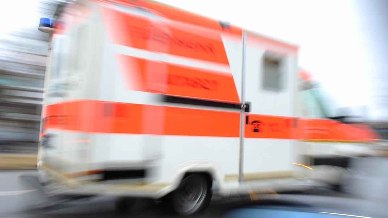 Symbolbild Krankenwagen