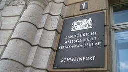 Landgericht Schweinfurt   Bild:Nathalie Bachmann/BR-Mainfranken