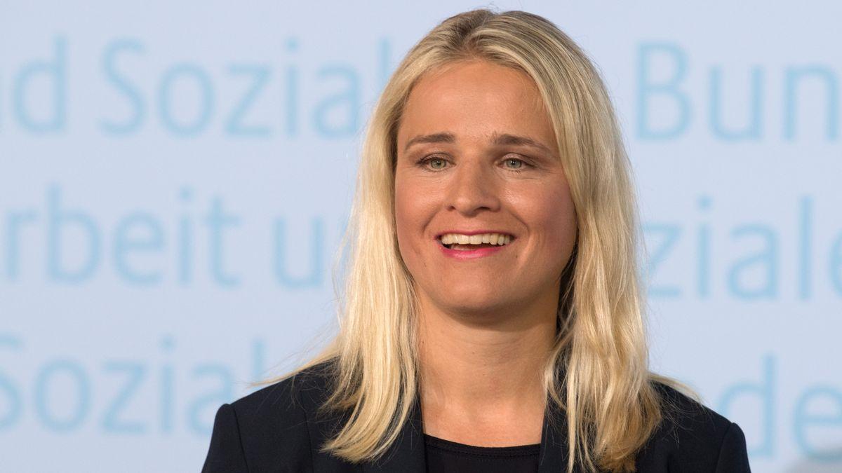 Verena Bentele, Vorsitzende des VdK