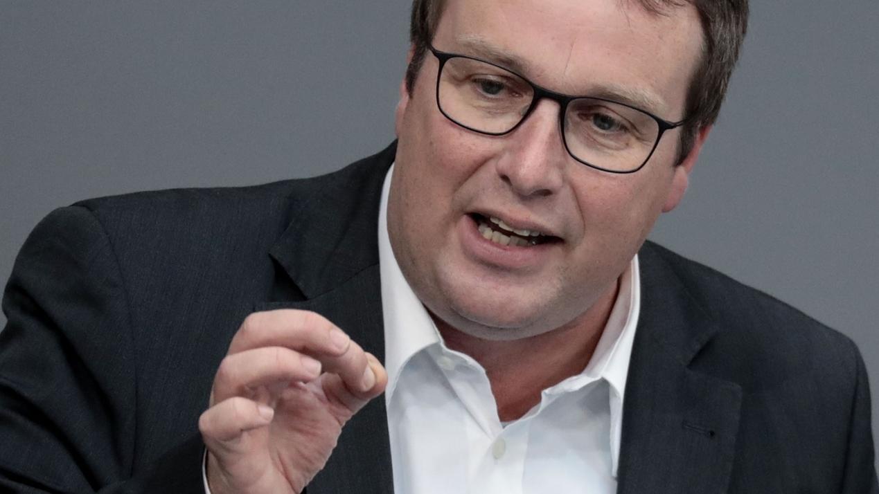Grünen-Fraktionsvize Oliver Krischer