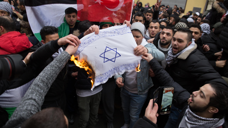 Antisemitismus nimmt in den Augen der jüdischen Bevölkerung zu