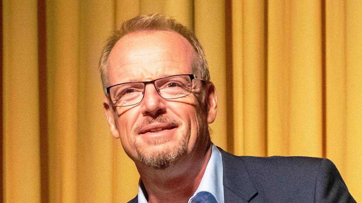 Jörg Meißner, der neue Leiter des Museums für Franken
