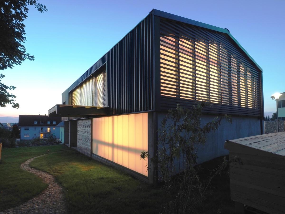 Traumhäuser : Ein Haus als Experiment - BR Mediathek