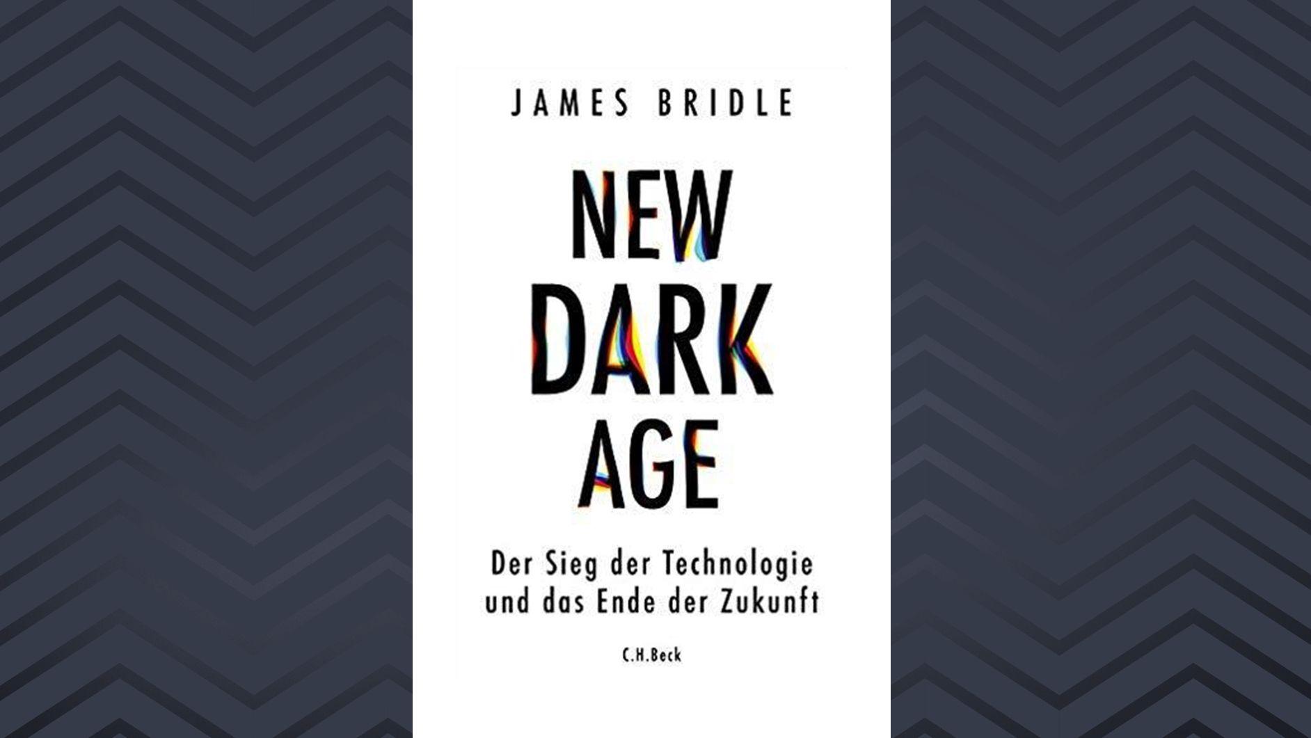 """""""The New Dark Age"""" Cover"""