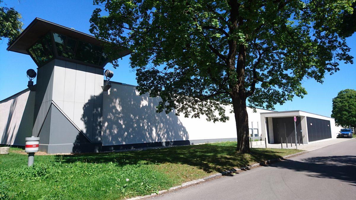 Wachtum an der Justizvollzugsanstalt München Stadelheim