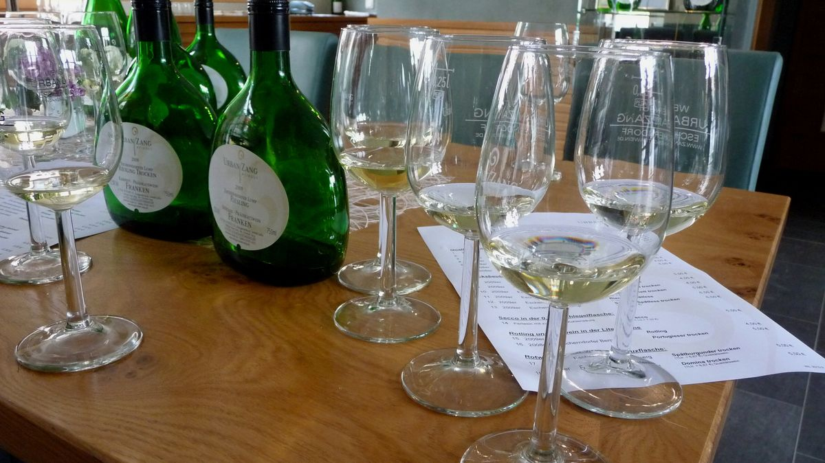 Erleichterung beim Winzern - Qualitätsweinprüfung läuft wieder