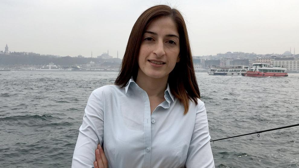 Mesale Tolu in Istanbul    Bild:dpa-Bildfunk/Linda Say