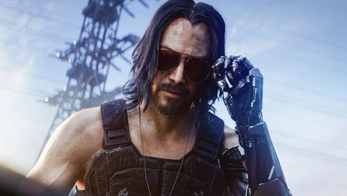 Keanu Reeves ist in Cyberpunk 2077 in einer Nebenrolle zu sehen