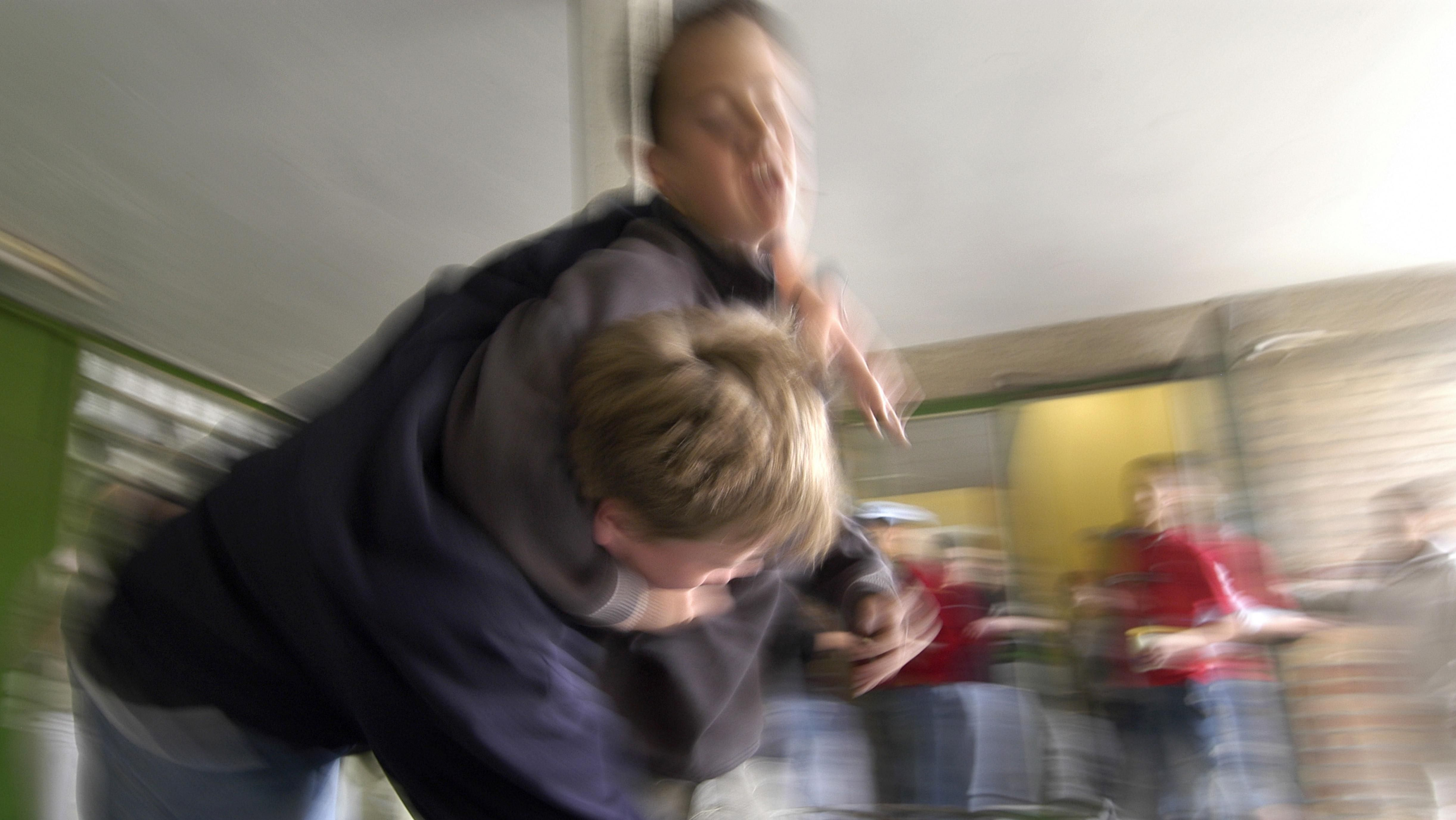 Symbolbild Gewalt an Schulen
