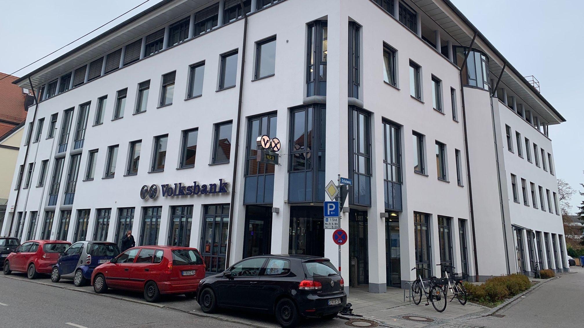 Die VR-Bank Fürstenfeldbruck