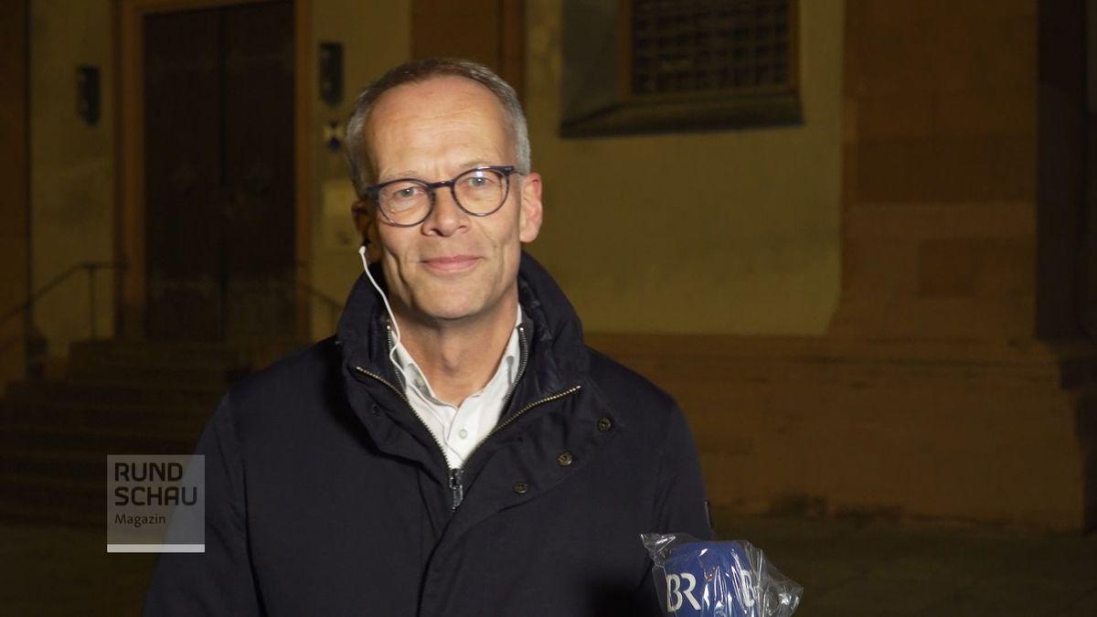 Der Würzburger Hochschulpfarrer Burkhard Hose