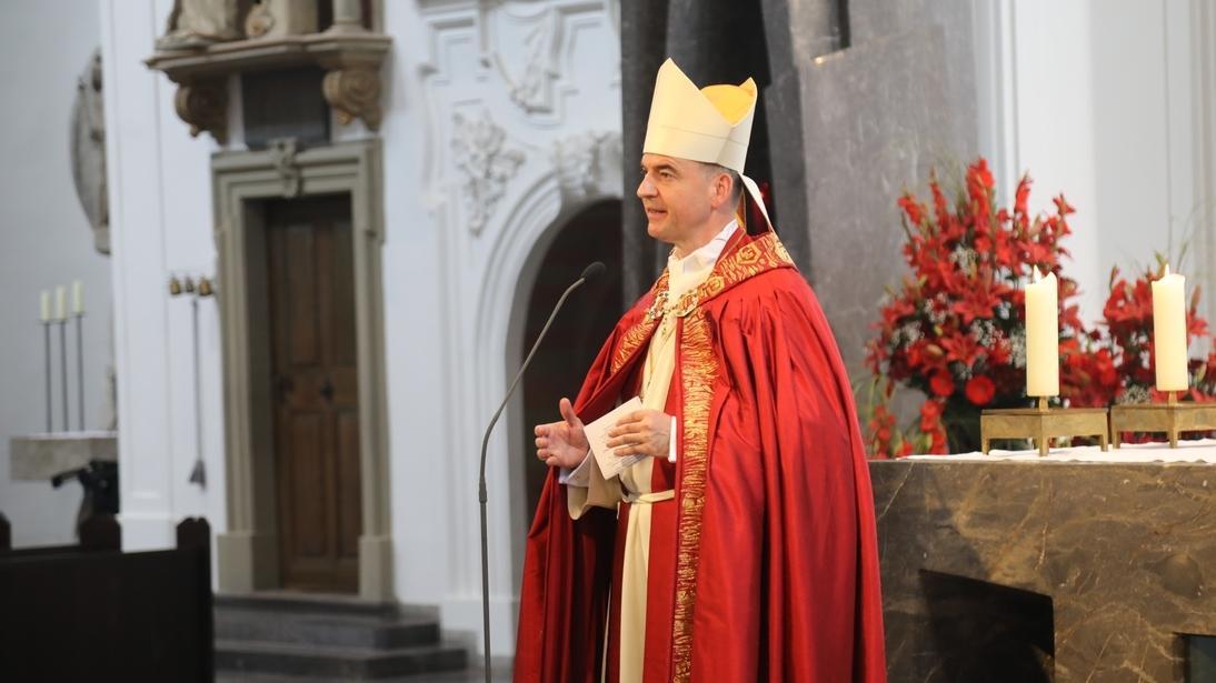 Bischof Franz Jung