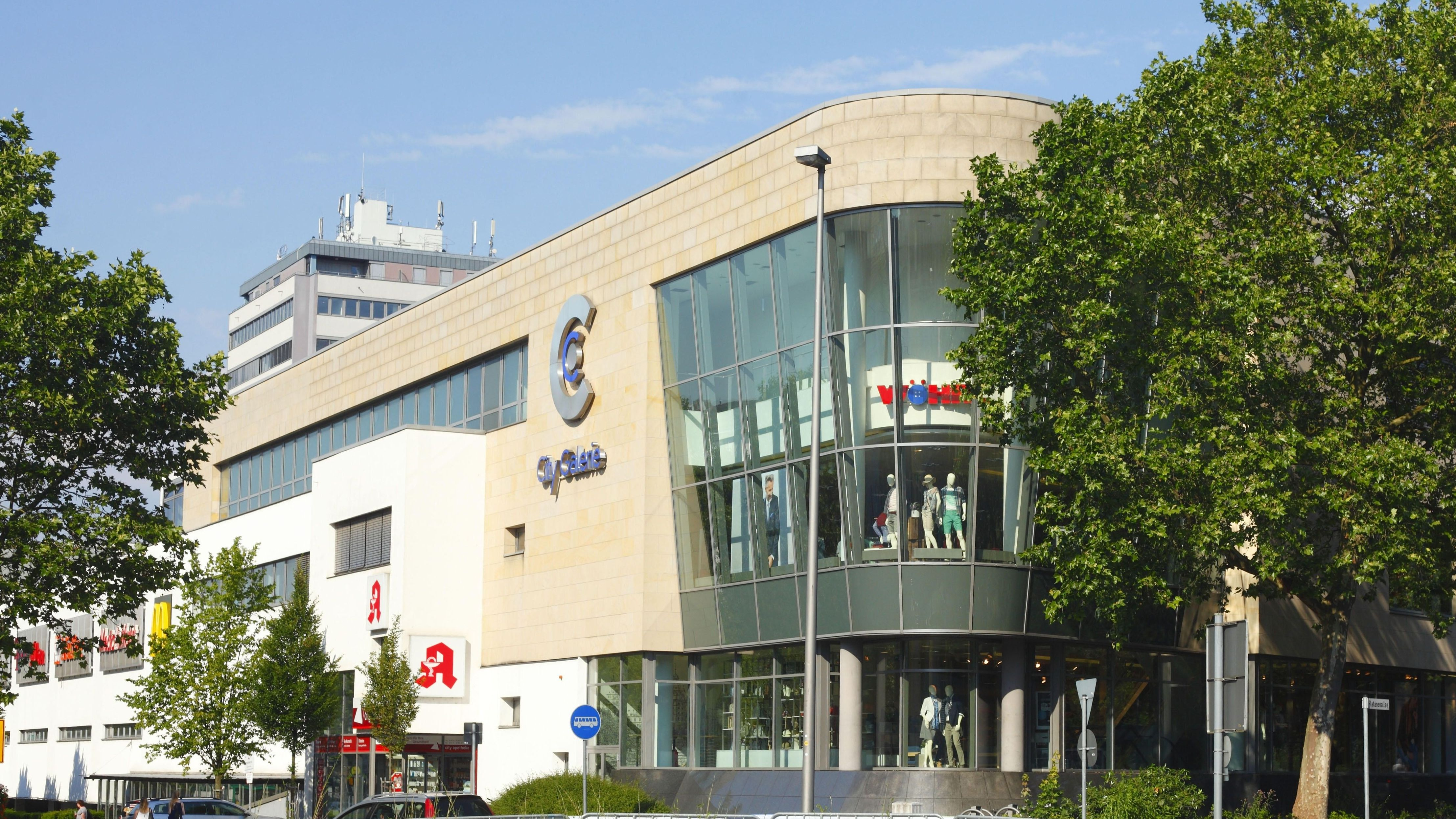 City-Galerie Aschaffenburg