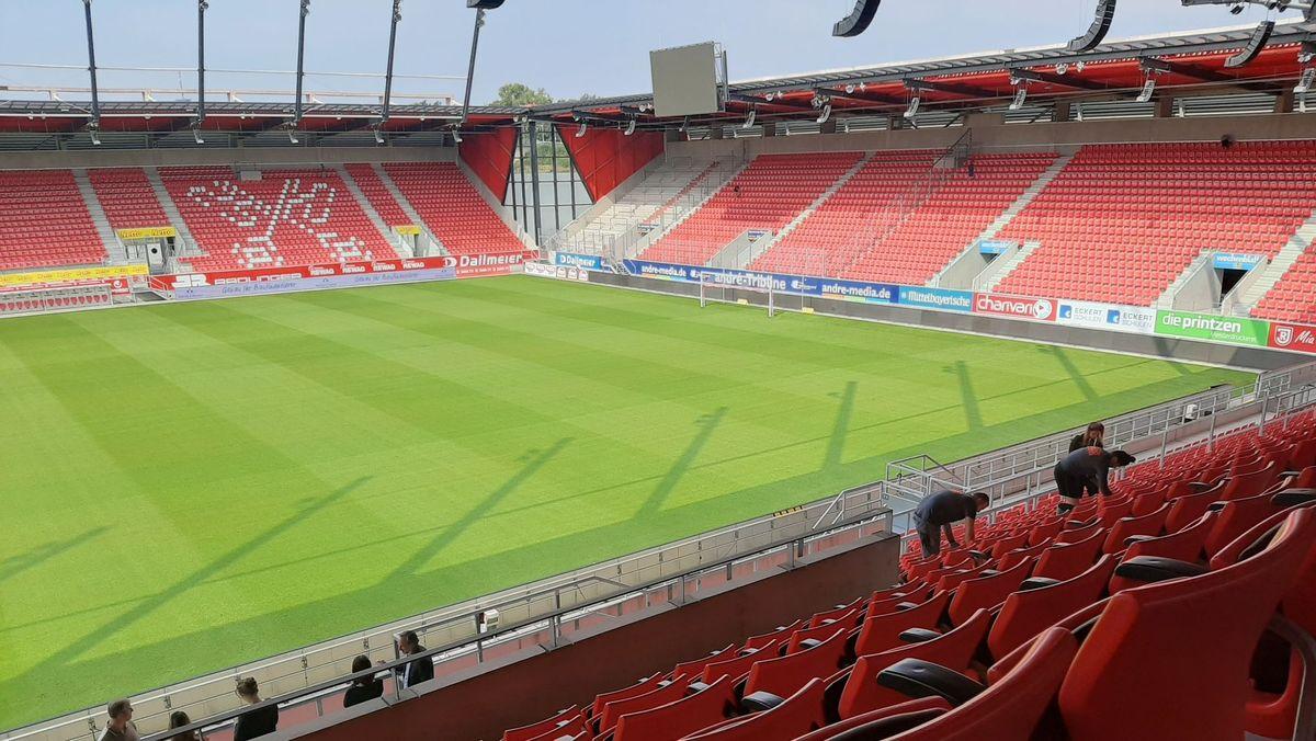 3.042 Jahn-Fans dürfen wieder im Regensburger Stadion dabei sein