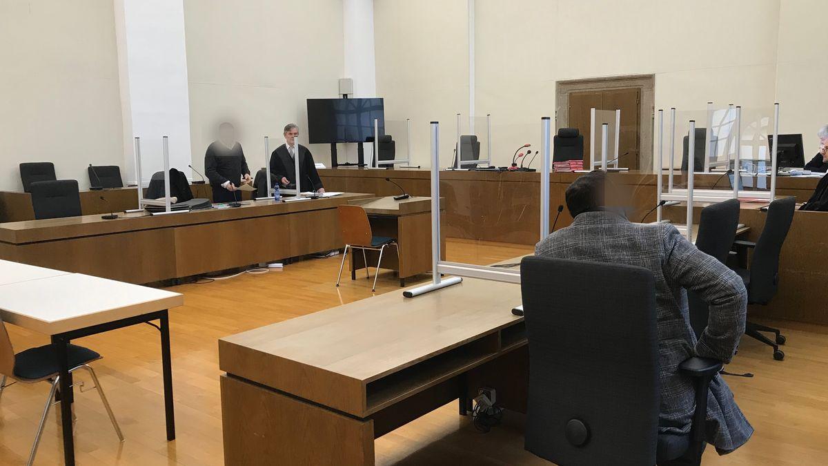 Im Berufungsprozess mussten sich ein Türsteher und ein Wirt erneut wegen versuchter Erpressung vor dem Landgericht Passau verantworten.