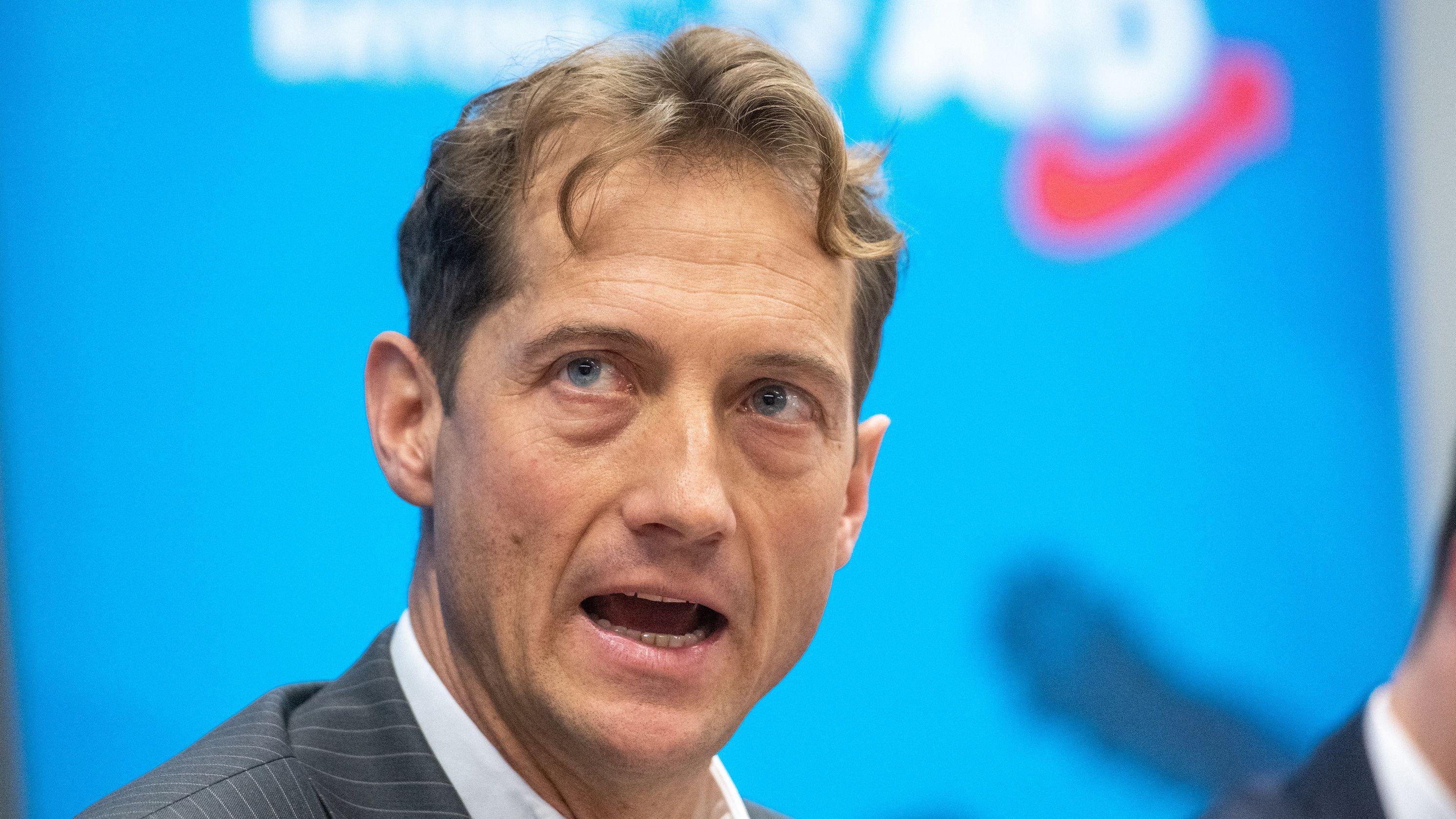 Ingo Hahn, Vorsitzender der AfD-Fraktion im Bayerischen Landtag