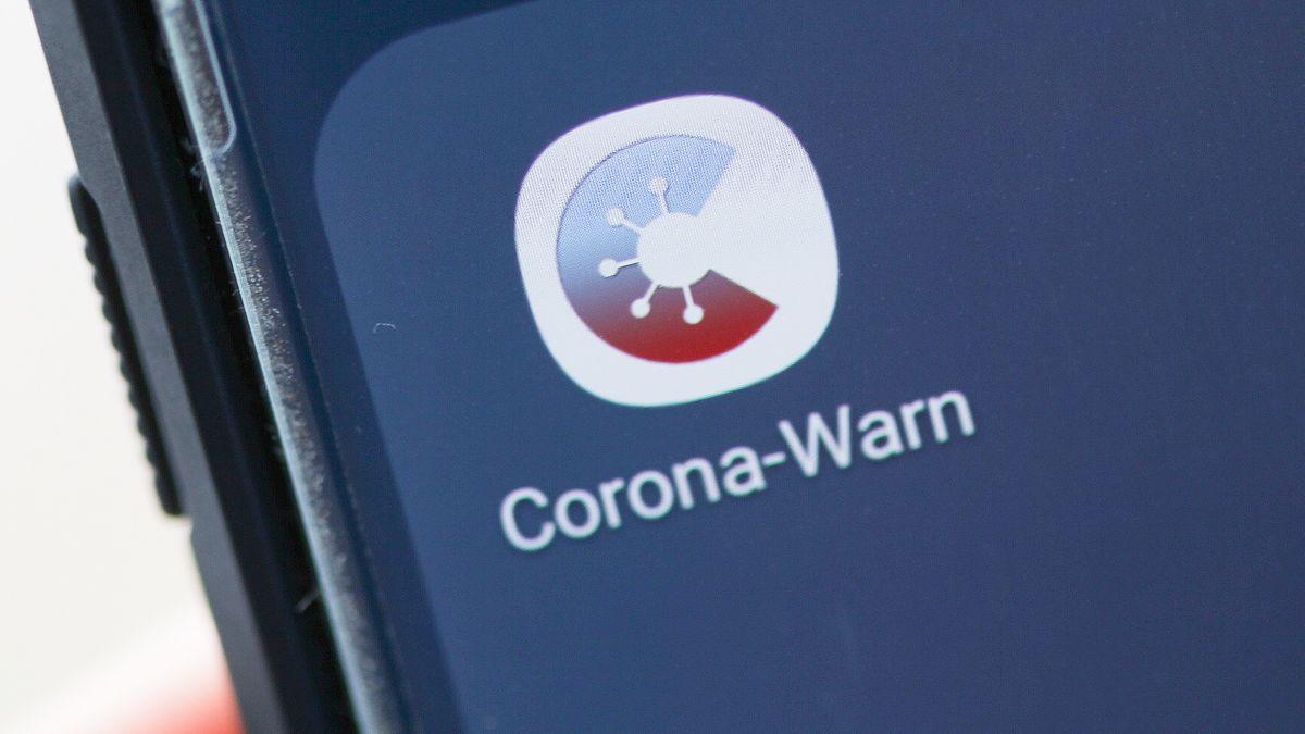 Symbolbild Corona-Warn-App