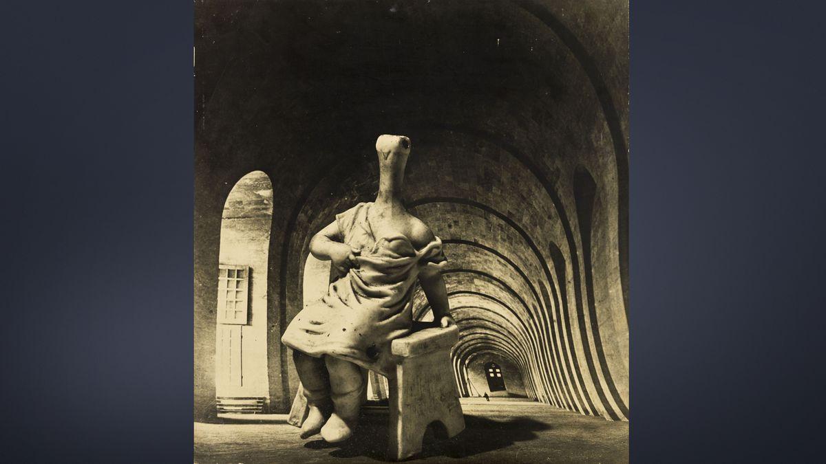 Dora Maar, 29 Rue d'Astorg, 1936, Photomontage, Silbergelatineabzug, Musée national Picasso-Paris, Dation Pablo Picasso 1979, MP3623,