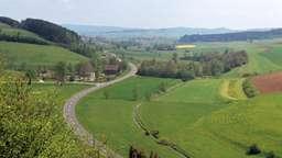 Landschaft Fränkische Alb | Bild:picture-alliance/dpa