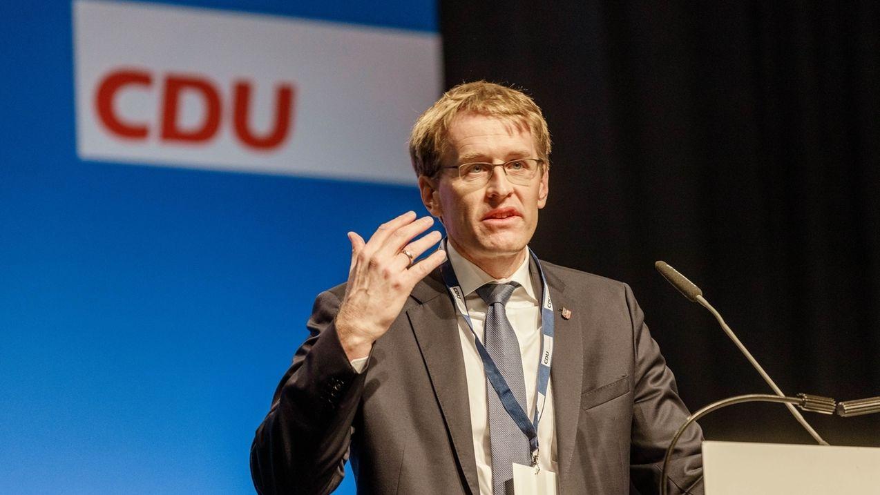 Parteitag CDU Schleswig-Holstein