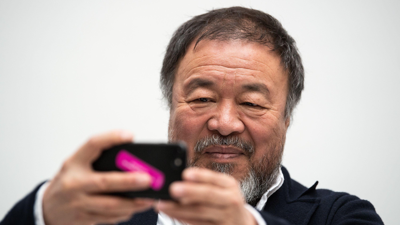 Der chinesische Künstler Ai Weiwei