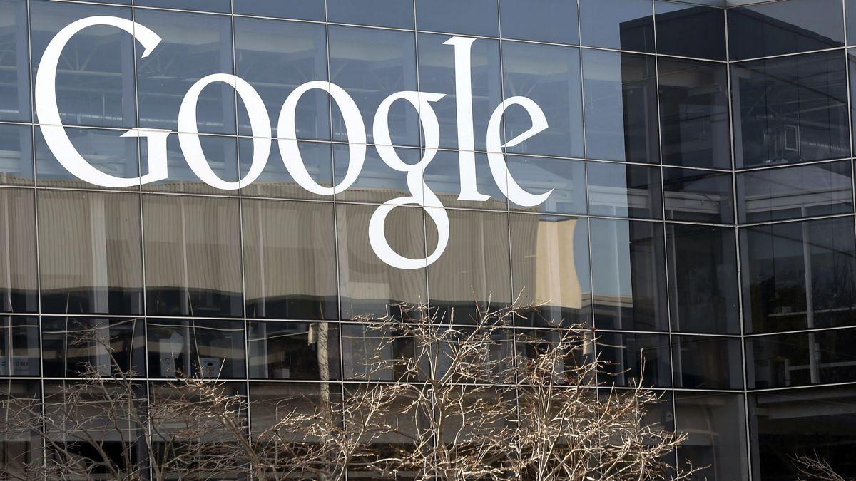Bürogebäude von Google