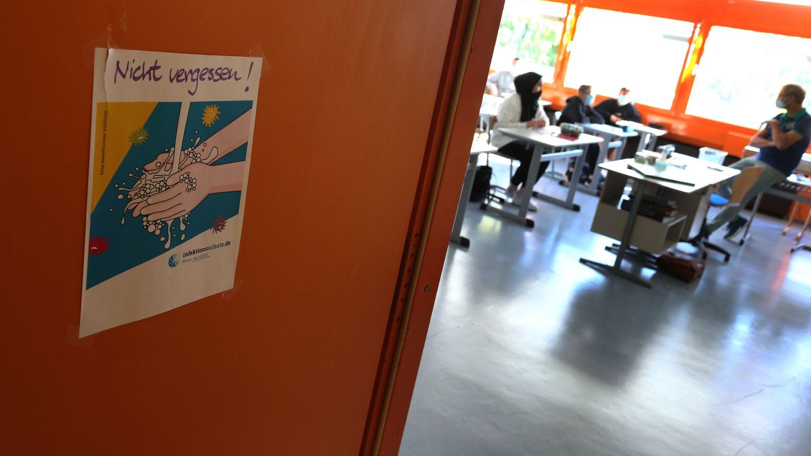 Corona Aktuell Schule Bayern