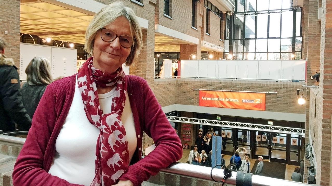 Kinder- und Jugendbuchautorin Kirsten Boie