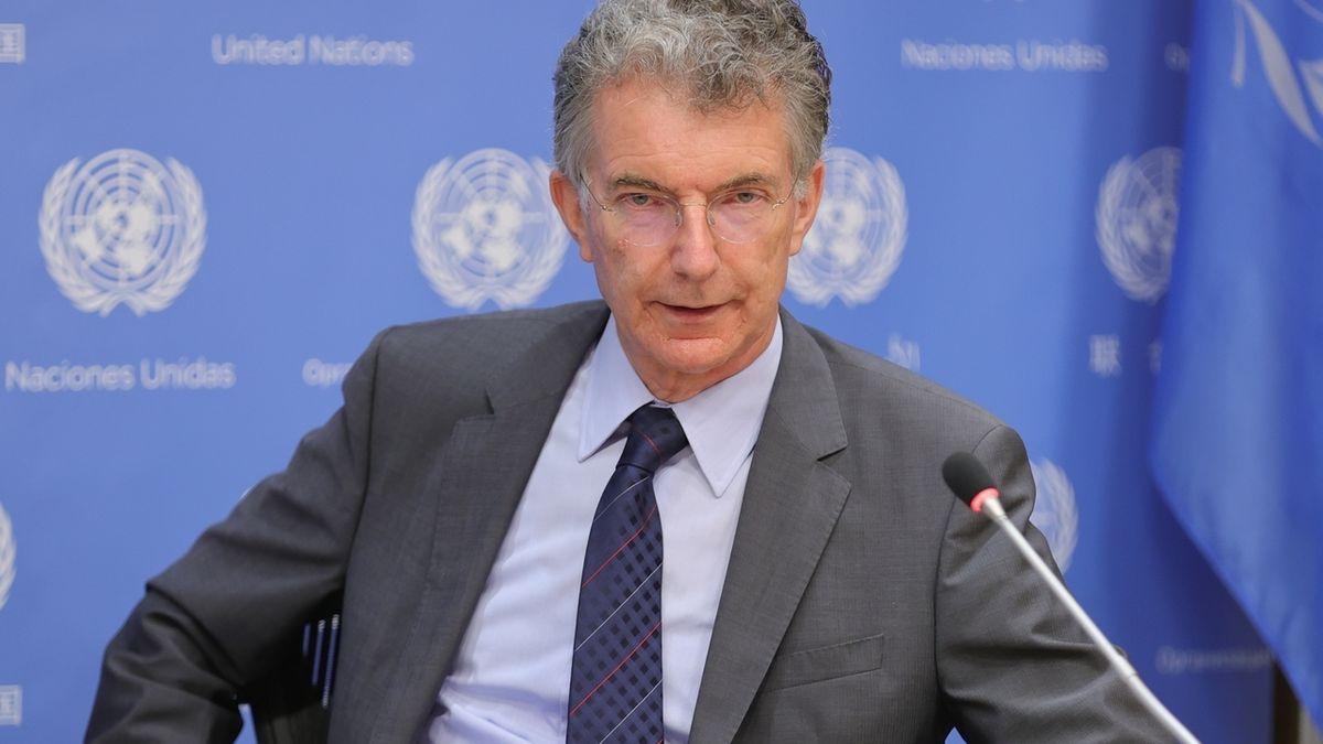 Christoph Heusgen, deutscher UN-Botschafter