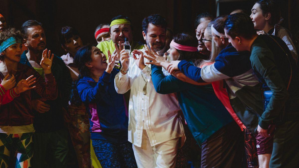 Donizettis Komödie als melancholischer Rückblick
