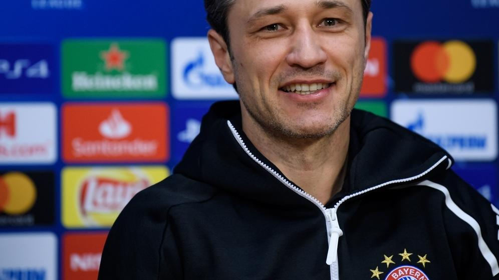 Niko Kovac | Bild:picture-alliance/dpa
