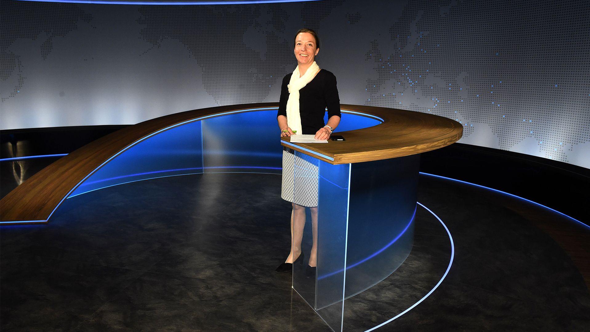Anja Miller, Leiterin der Rundschau