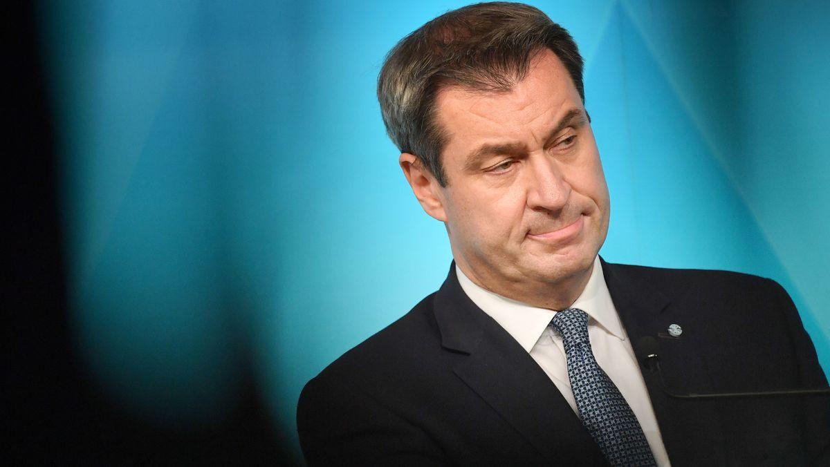 Zu dem islamistisch motivierten Anschlag in Wien hat nun auch Bayerns Ministerpräsident Markus Söder Stellung genommen.