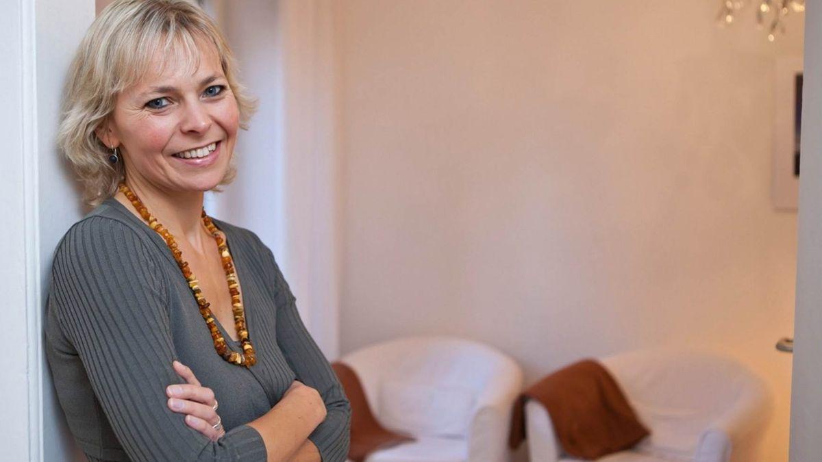Paar- und Familientherapeutin Eva-Maria Hesse