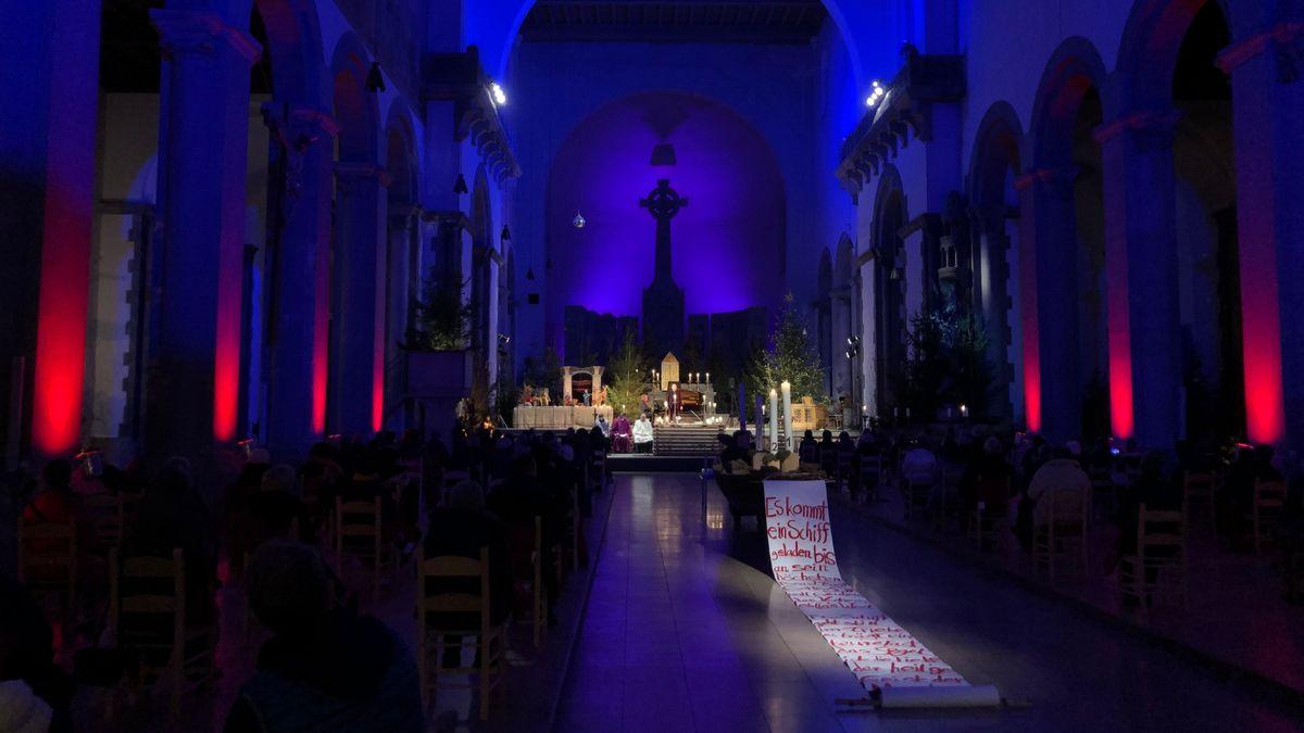 """In der Reihe """"AdventCulture"""" treten in der Münchner Maximilianskirche bis Anfang Januar 2021 u.a. Konstantin Wecker und Mulo Francel auf"""