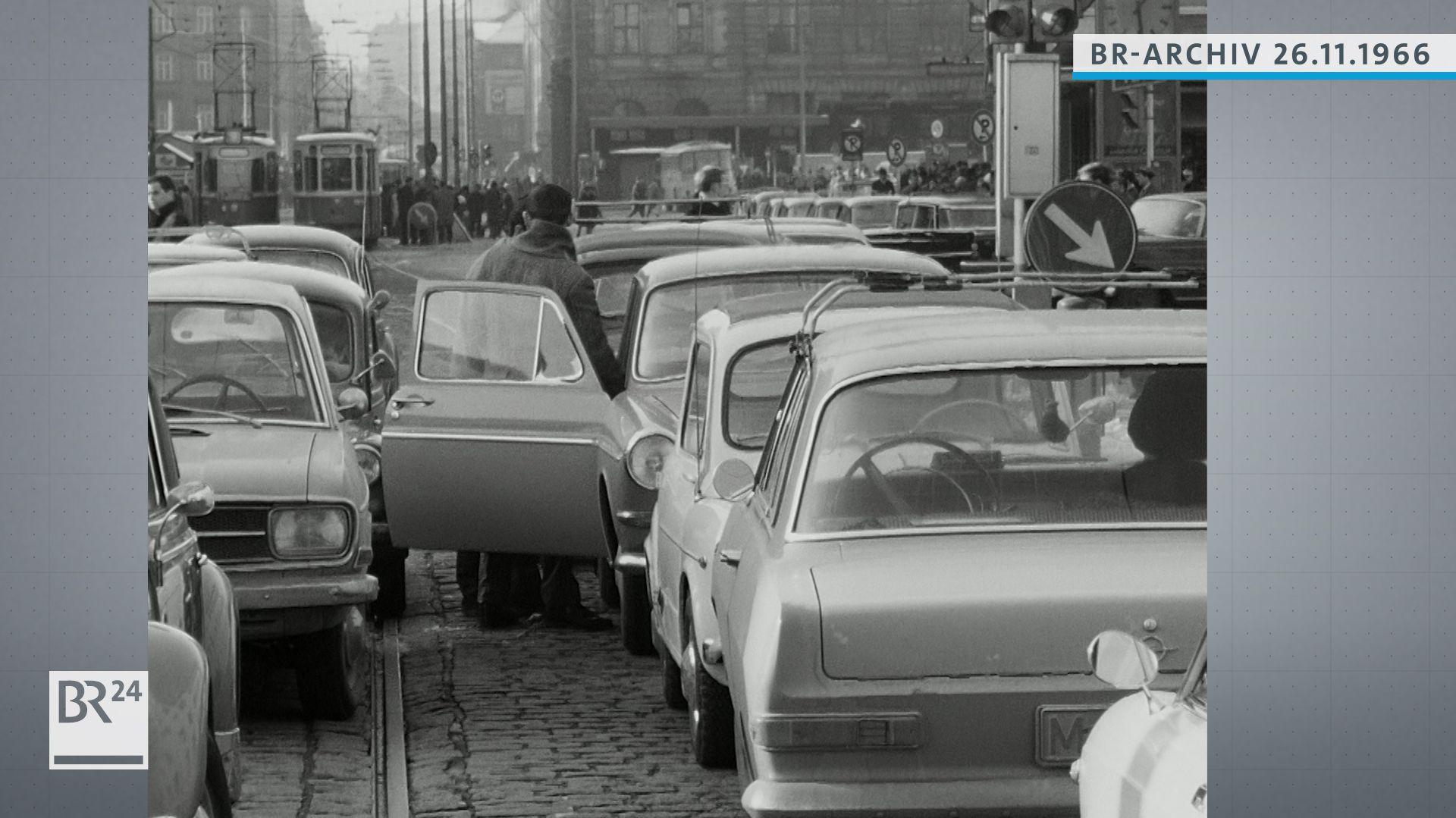 Parkplatznot in München
