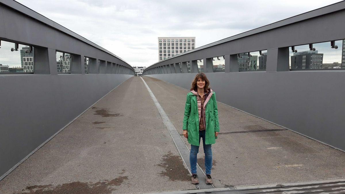 Stadträtin Sibylle Stöhr, zitiert in der PM. Rechte liegen bei Die Grünen – Rosa Liste.