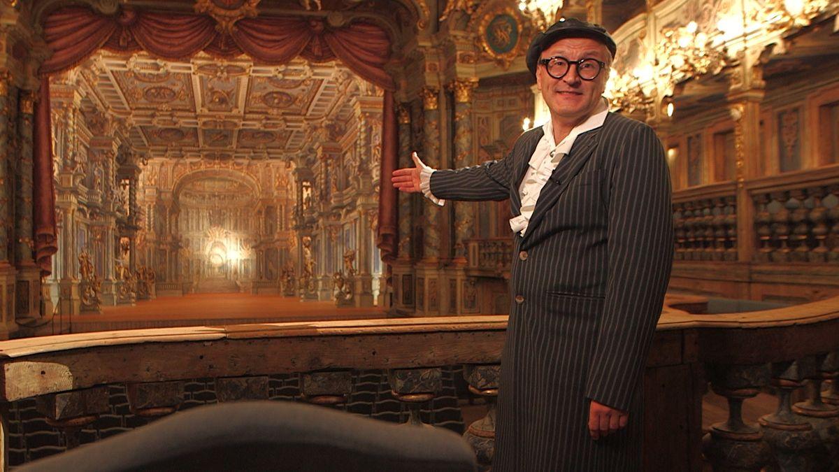 Der Nürnberger Kabarettist Oliver Tissot.