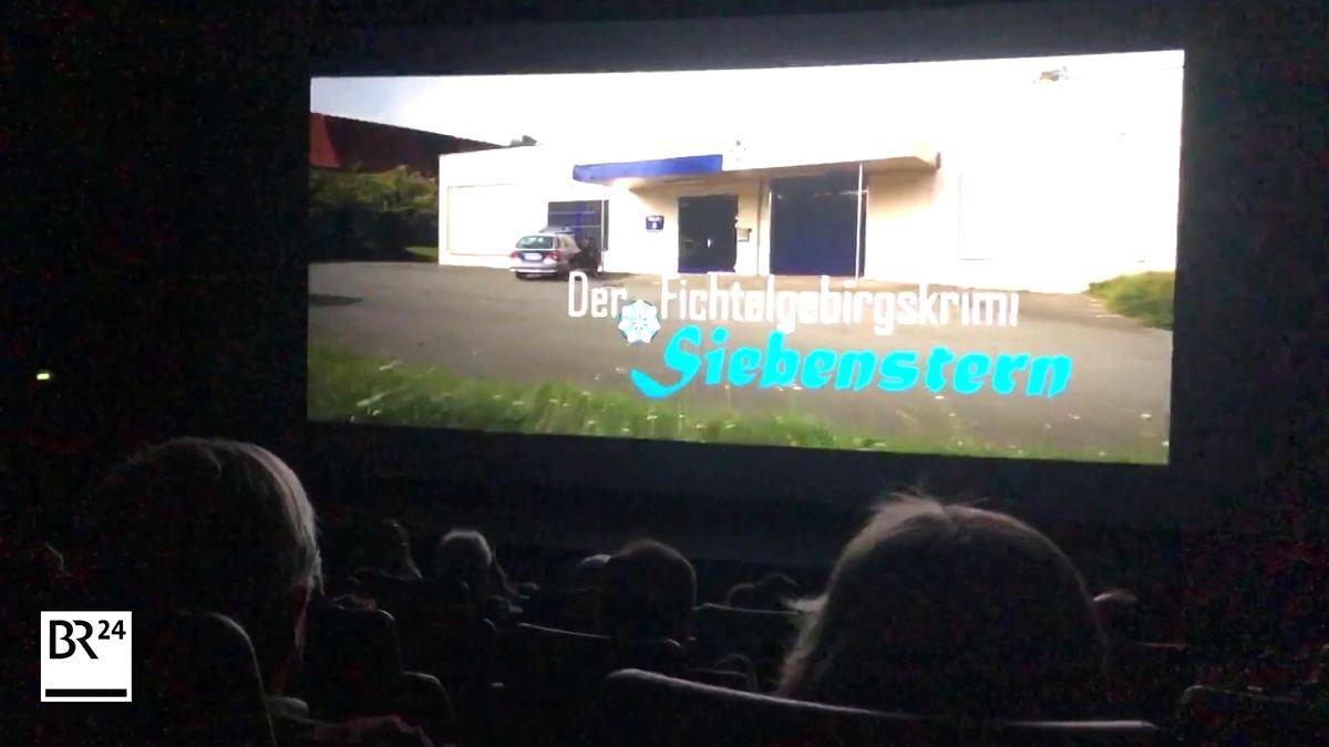 """Fichtelgebirgskrimi """"Siebenstern"""" läuft in einem  Kino in Marktredwitz"""