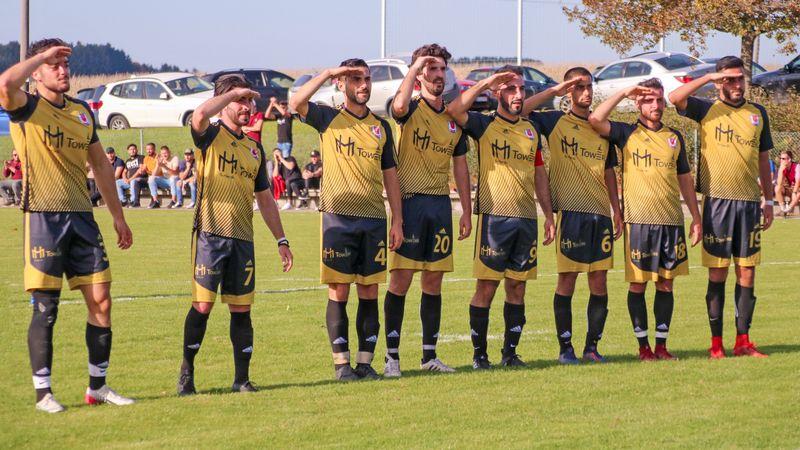 Turkei Jubel Findet Nachahmer Fussballverband Droht Mit