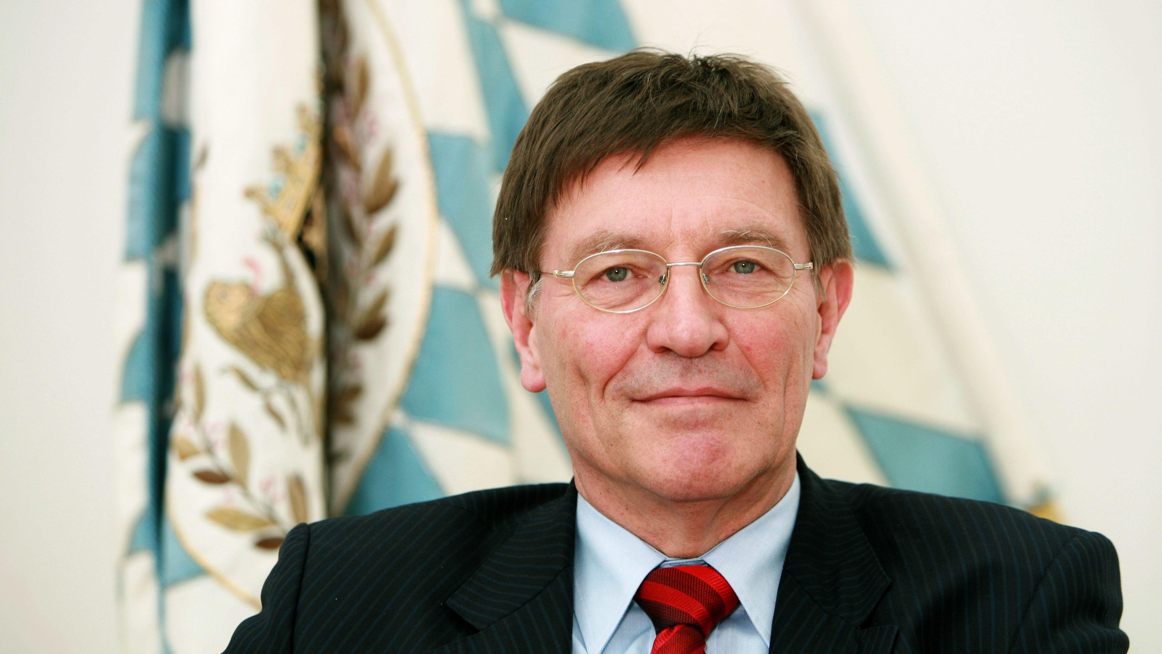Eberhard Sinner (CSU)
