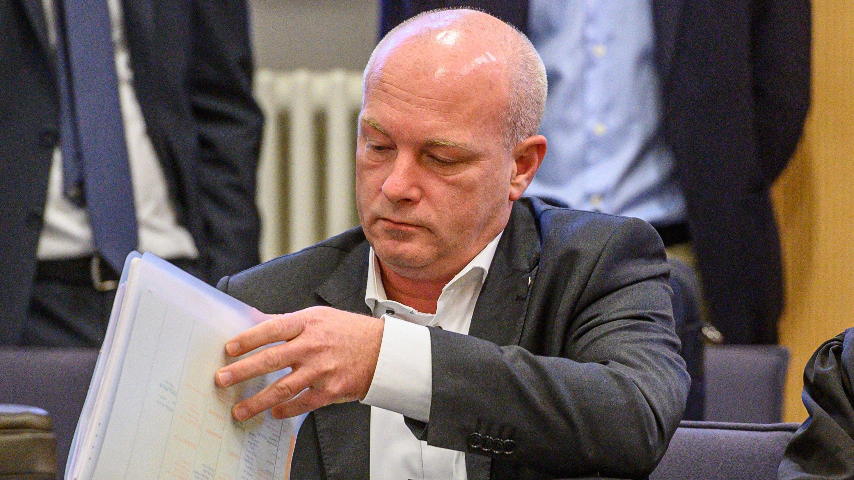 Hat umstrittene Baugenehmigung selbst erteilt: Regensburgs Oberbürgermeister Joachim Wolbergs