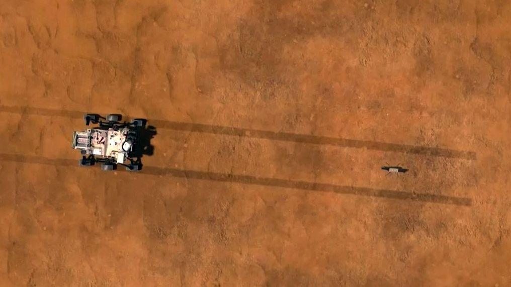 Ein Rover soll auf dem Mars Bodenproben sammeln. Eine Mission, an deren Vorbereitung auch Wissenschaftler aus Hof beteiligt sind.