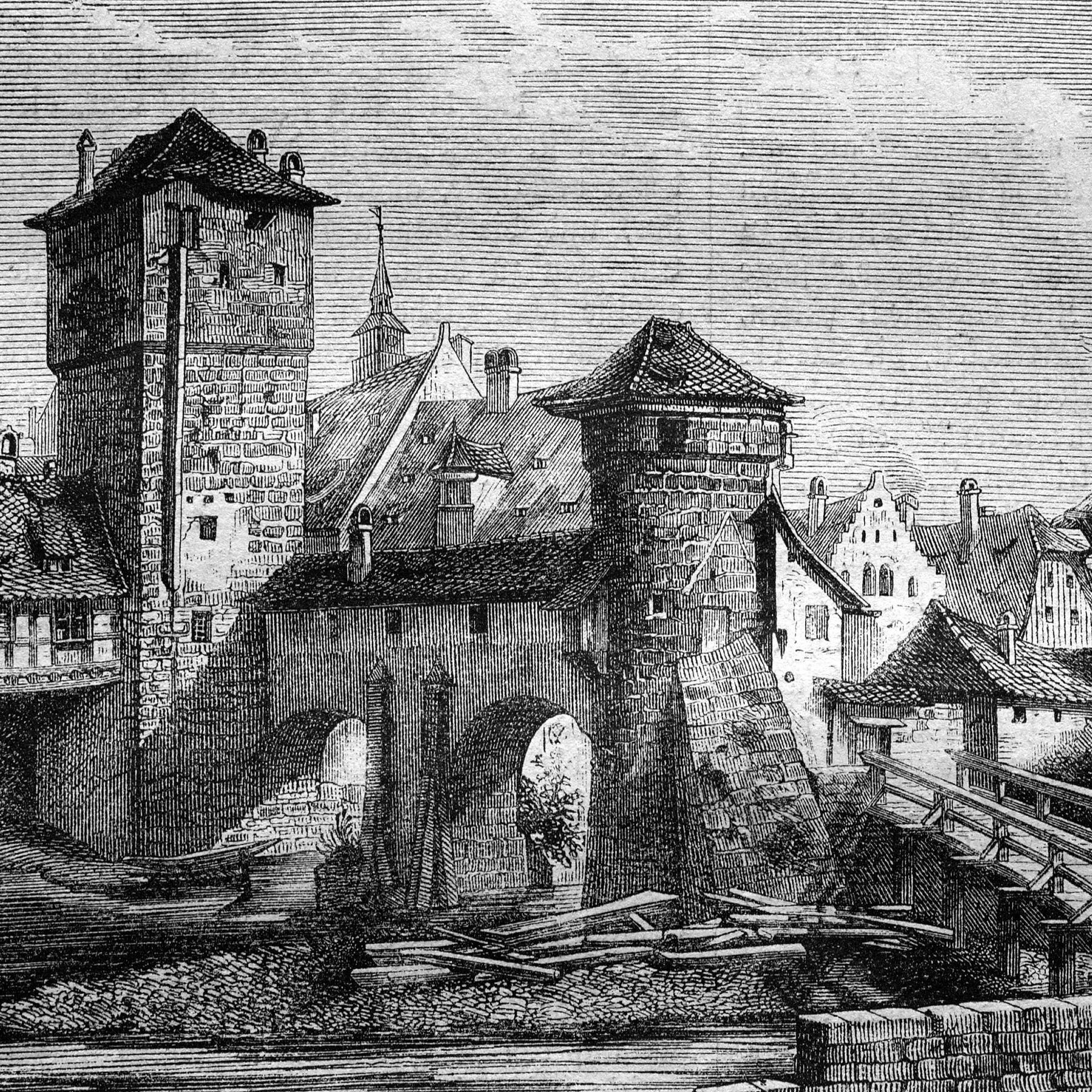 Nürnberg kommt zu Bayern - Das Ur-Trauma von 1806
