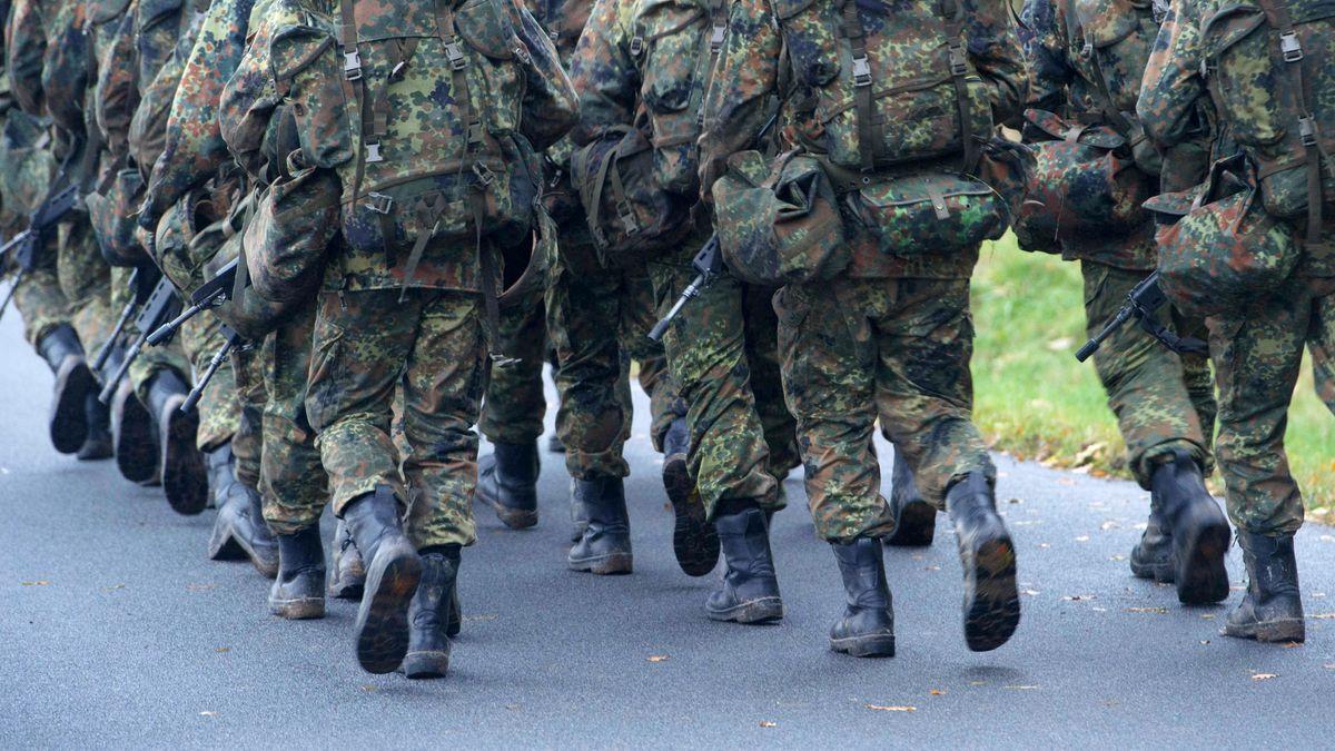 Soldat klagt nach körperlichem Zusammenbruch gegen den Bund