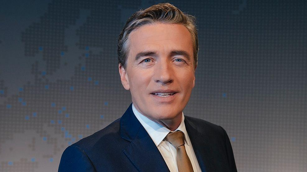 BR24 Rundschau Moderator Stefan Scheider
